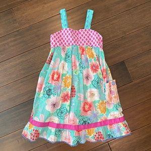 Matilda Jane Heads Up Seven Up Lulu Dress 8